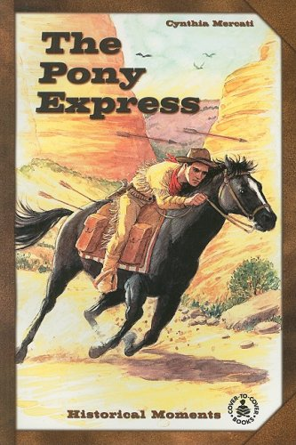 9780789150417: The Pony Express (Cover-To-Cover Books)