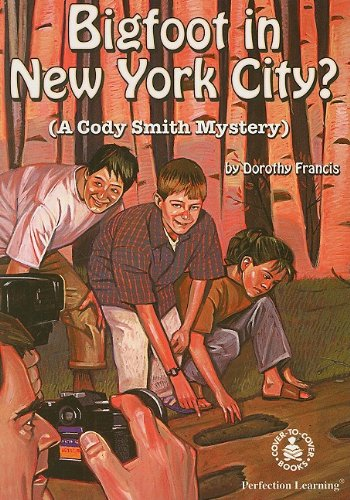 9780789151315: Bigfoot in New York City? (Cover-To-Cover Novels)