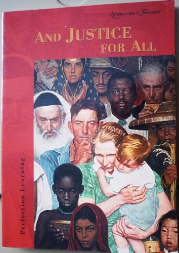 9780789152282: Literature & Thought: And Justice for All (Cover-To-Cover Books)