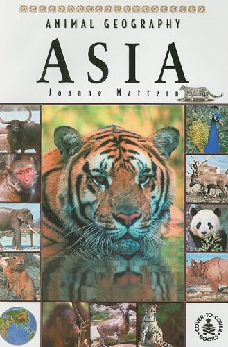 9780789153555: Animal Geography (Cover-to-Cover Books Series)