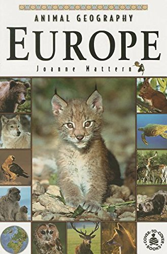 Animal Geography: Europe: Mattern, Joanne