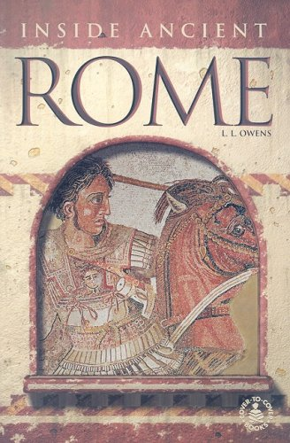 9780789156211: Inside Ancient Rome (Cover-To-Cover Chapter Books)