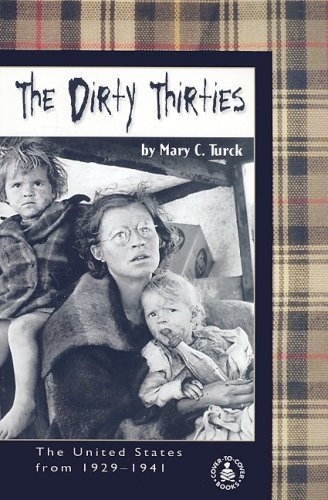 9780789156730: The Dirty Thirties: The United States from 1929-1941 (Cover-To-Cover Informational Books)