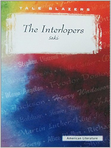 9780789157492: The Interlopers (Tale Blazers)