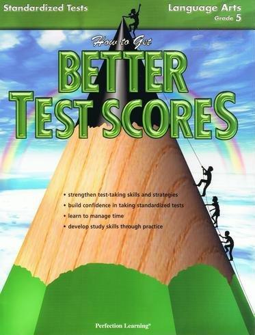 9780789157577: How to Get Better Test Scores Language Arts Grade 5 Standardizes Test