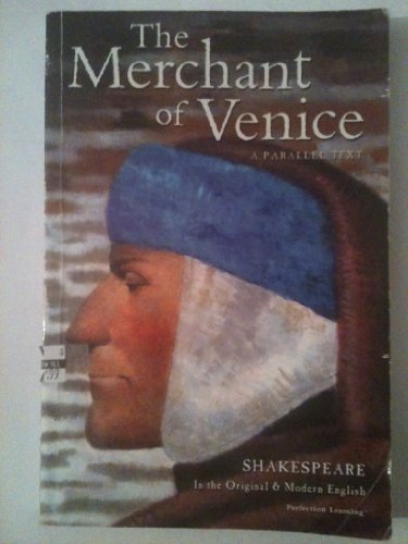 9780789160843: The Merchant of Venice (Shakespeare Parallel Text Series, Third Edition)