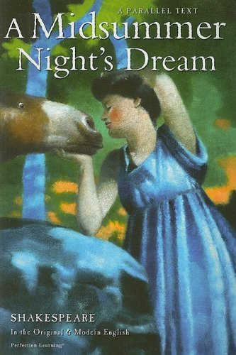 9780789160850: A Midsummer Night's Dream (The Shakespeare Parallel Text Series)