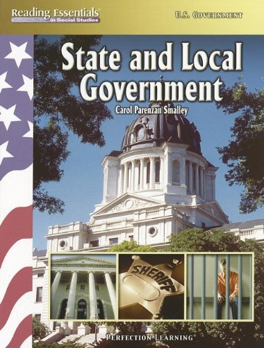 9780789162458: State and Local Government (Reading Essentials in Social Studies)