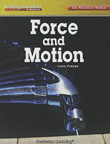 9780789166388: Force and Motion (Reading Essentials in Science: Material World)