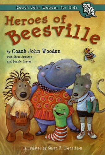 Heroes of Beesville (9780789168535) by Wooden, John