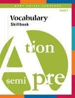 9780789170286: Many Voices Language Level L Vocabulary Skillbook #74421