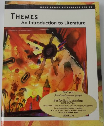 9780789170644: Themes: An Introduction to Literature (Many Voices Literature)