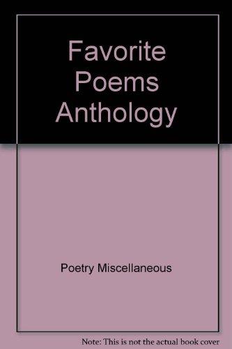 9780789174079: Favorite Poems Anthology