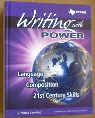 9780789180414: Writing with POWER Grade 7 (Writing with Power Language Composition 21st Century Skills, Language Composition 21 Century Skills)