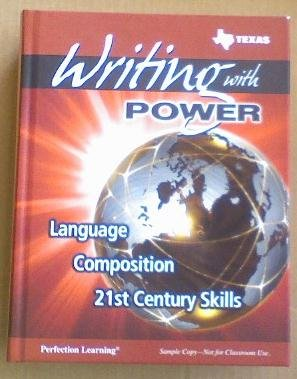 9780789180438: Writing with POWER Grade 8 (Writing with Power Language Composition 21st Century Skills, Texas Edition)