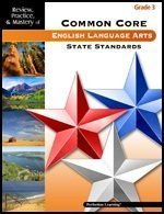 9780789182241: Review, Practice & Mastery of Common Core English Language Arts State Standards, Grade 3 by Perfection Learning (2012-05-03)