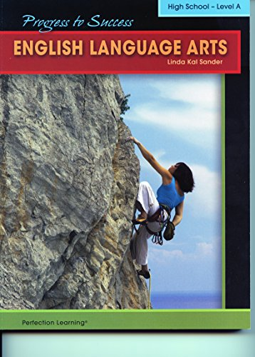 9780789188663: Progress to Success English Language Arts High School-Level A