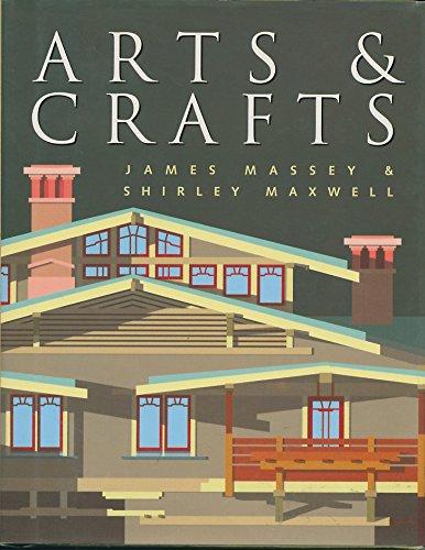 9780789200105: Arts & Crafts (Abbeville Stylebooks)