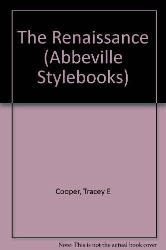 9780789200235: Renaissance (Abbeville Stylebooks)