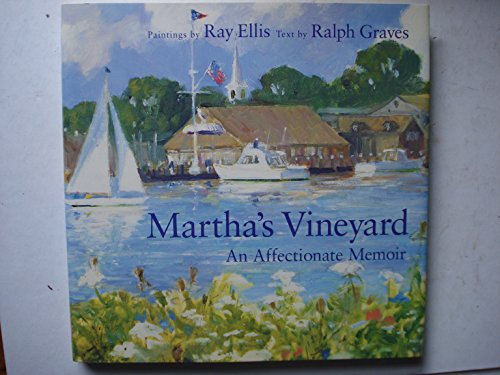 9780789200396: Martha's Vineyard: An Affectionate Memoir/Special Collector's Deluxe Edition Signed and Limited