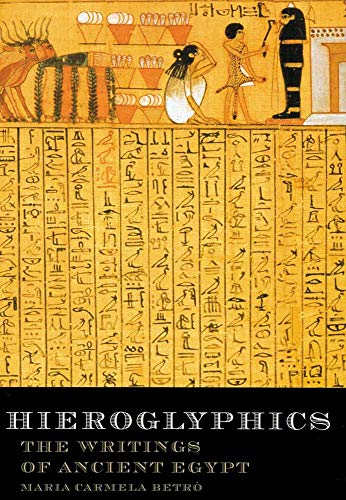 9780789202321: Hieroglyphics: The Writings of Ancient Egypt