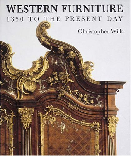 Western Furniture: 1350 to the Present Day, in the Victoria and Albert Museum, London: Christopher ...