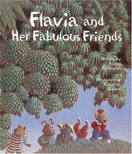 Flavia and Her Fabulous Friends: Daniel Percheron