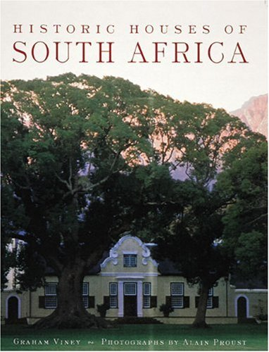 9780789203069: Historic Houses of South Africa