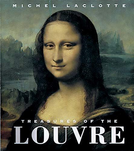 Treasures of the Louvre (Tiny Folio) (0789204061) by Michel Laclotte
