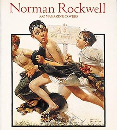 9780789204097: Norman Rockwell: 332 Magazine Covers (Tiny Folio)