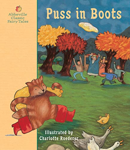 9780789204226: Puss in Boots: A Fairy Tale by Perrault (The Little Pebbles)