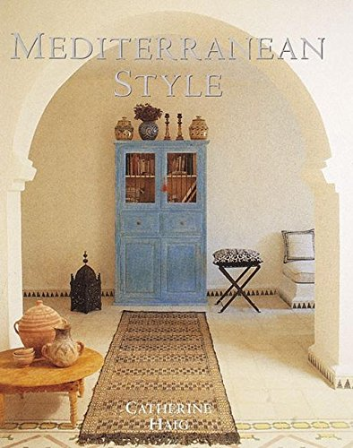 9780789204301: MEDITERRANEAN STYLE GEB: Relaxed Living Inspired by Strong Colors and Natural Materials