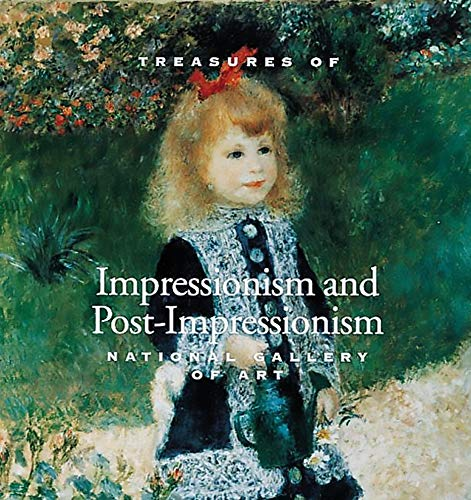 9780789204912: Treasures of Impressionism and Post-Impressionism: National Gallery of Art (Tiny Folio)