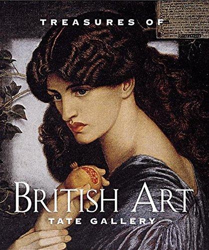 9780789205414: Treasures of British Art: Tate Gallery (Tiny Folio Series)