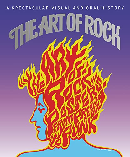 9780789206114: The Art of Rock: Posters from Presley to Punk (Tiny Folio)