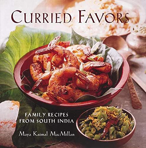 9780789206282: Curried Favors: Family Recipes from South India