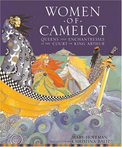 9780789206466: Women of Camelot: Queens and Enchantresses at the Court of King Arthur