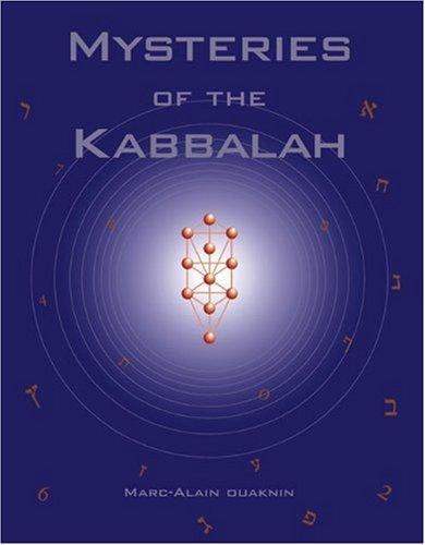 9780789206541: Mysteries of the Kabbalah