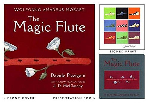 The Magic Flute: Mozart, Wolfgang Amadeus