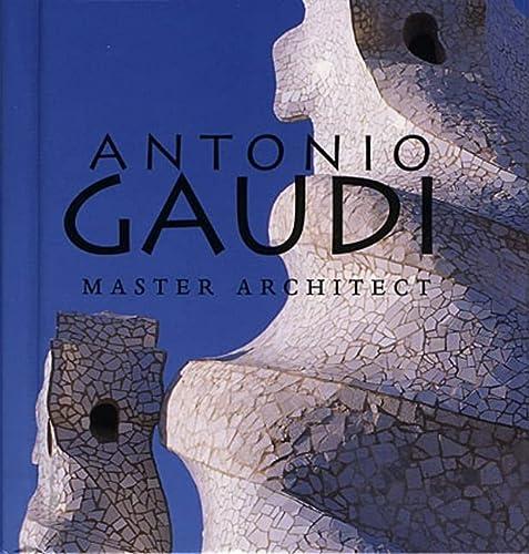 9780789206909: Antonio Gaudi: Master Architect (Tiny Folio)