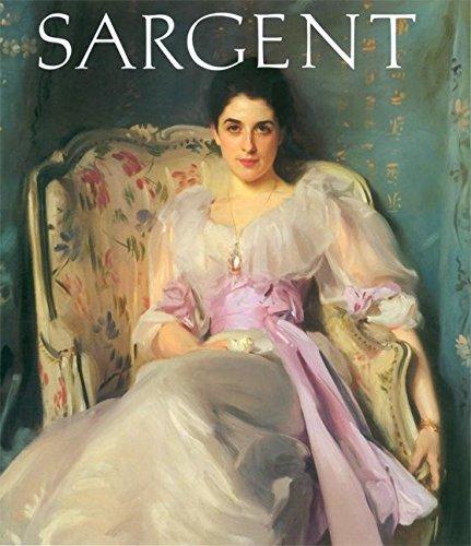 John Singer Sargent (0789207486) by Carter Ratcliff; John Singer Sargent