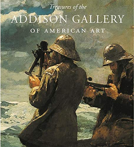 9780789207586: Treasures of the Addison Gallery of American Art Tiny Folio