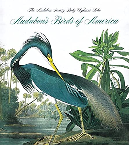 9780789208149: Audubon's Birds Of America (Tiny Folio)