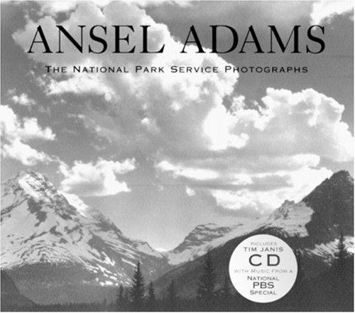 9780789208224: Ansel Adams: The National Park Services Photographs (Book & CD)