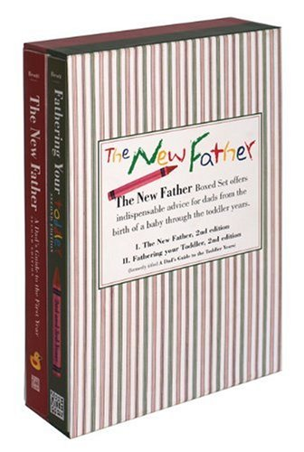 9780789208255: The New Father Series Boxed Set: The New Father, A Dad's Guide to The First Year; A Dad's Guide to the Toddler Years