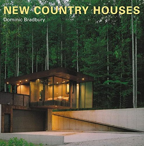 9780789208538: New Country Houses