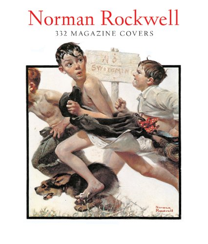 9780789208545: Norman Rockwell 332 Magazine Covers
