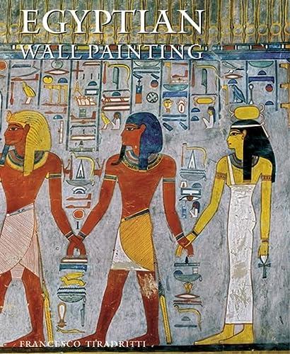 9780789210081: Egyptian Wall Paintings (Slipcased)