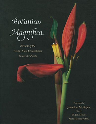Botanica Magnifica: Portraits of the World's Most Extraordinary Flowers & Plants (New and ...