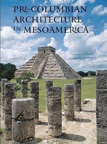 9780789210456: Pre-Columbian Architecture in Mesoamerica